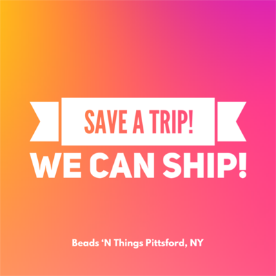 Save a Trip! We Can Ship!